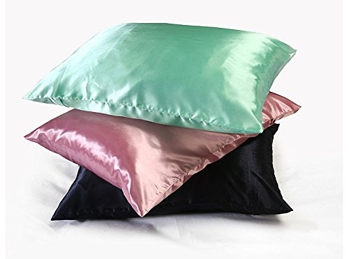 Best Silk Pillowcase For Hair Custom The 60 Best Silk Pillowcases For Skin Hair