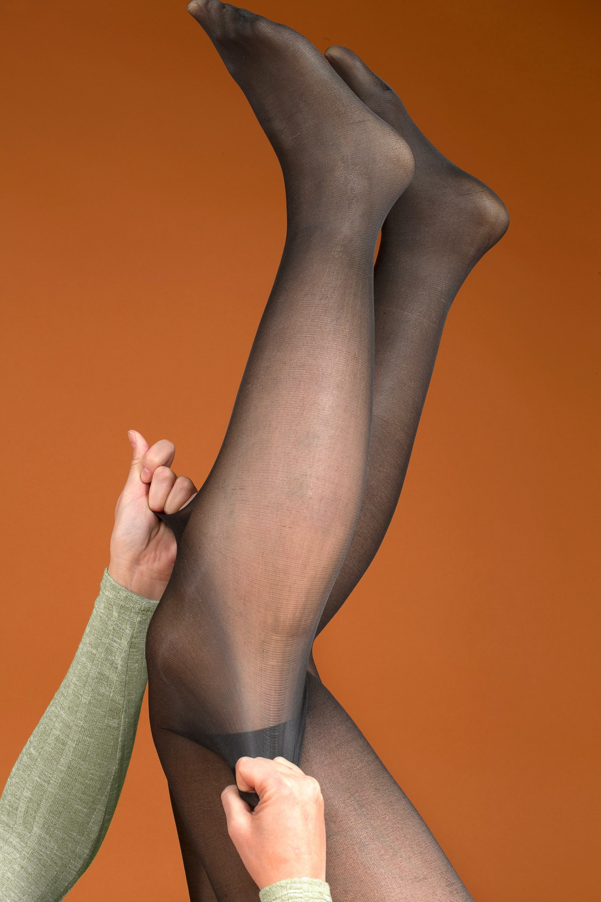 Schwarz pantyhose experience stories jenner all