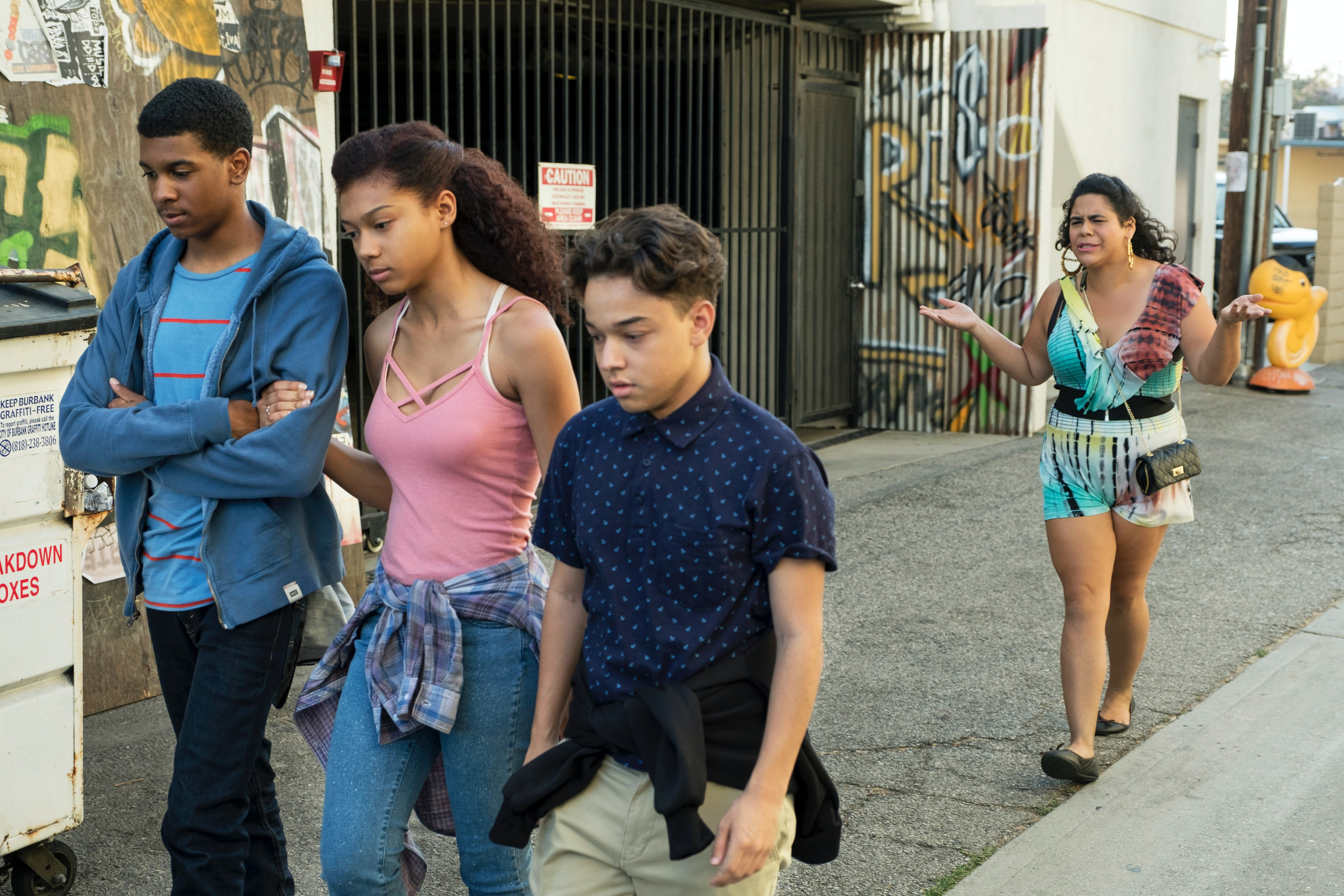 Will 'On My Block' Return For Season 2? It Would Be A Huge Win For  Inclusive TV