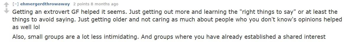 social anxiety symptoms reddit