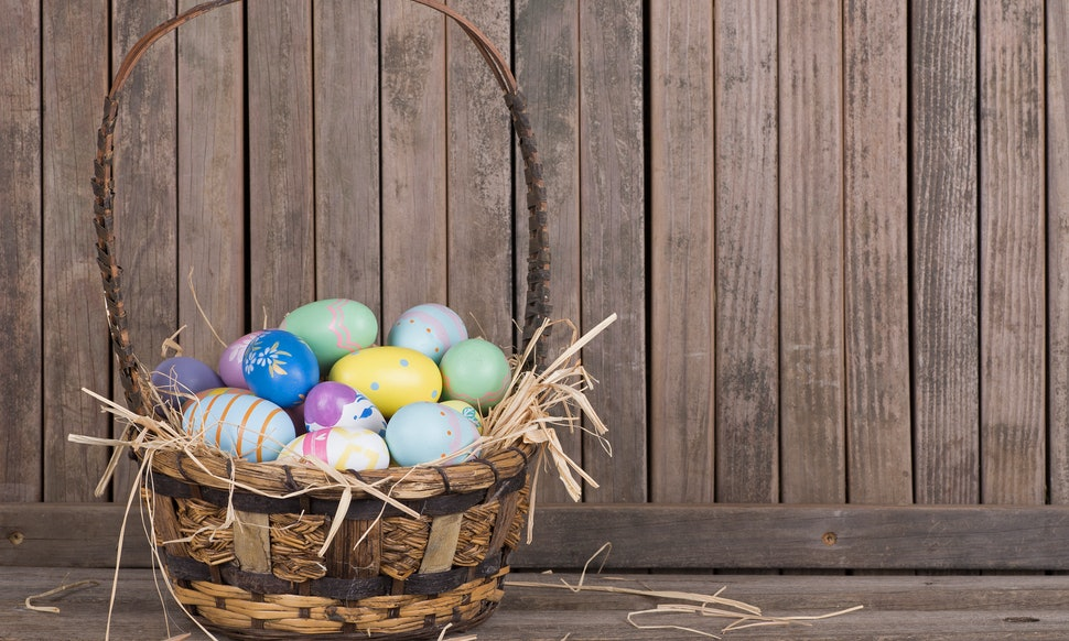 What to put in easter baskets for adults other than candy chocolate negle Images