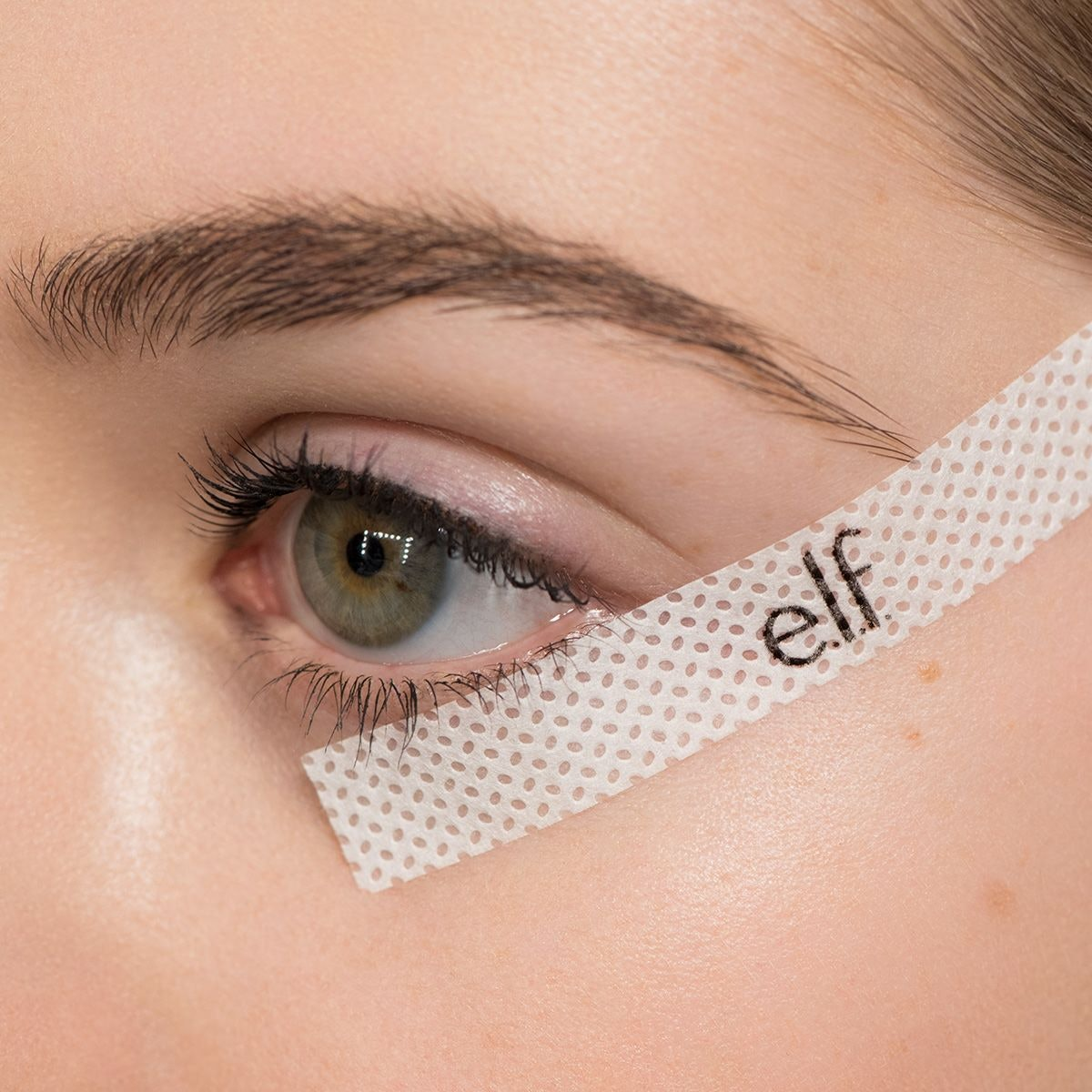 e l f s line define eye tape is the hack you need for the perfect