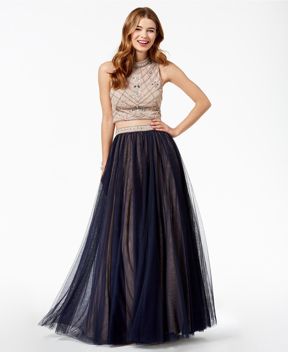 Say Yes To The Prom\' Dresses Are Here So You Can Get The Red Carpet ...