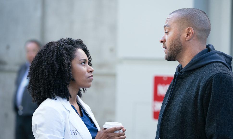 'Grey's Anatomy' Fans Think Jackson & Maggie Shouldn't ...