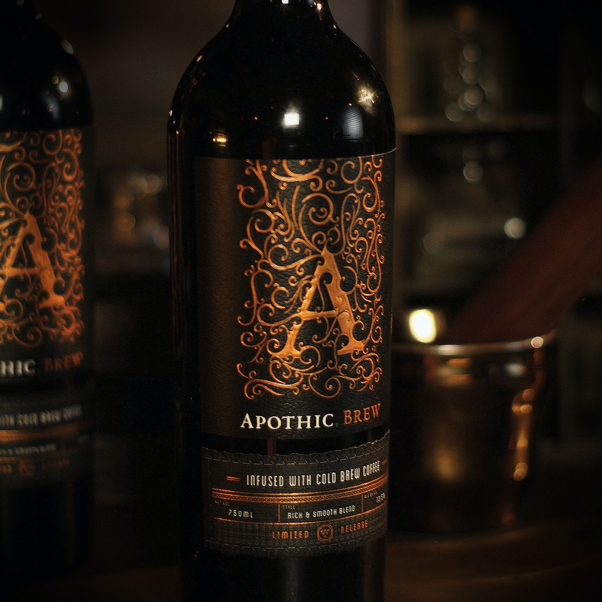 Heres Where To Buy Apothic Brew Wine If Youre Into Coffee Infused