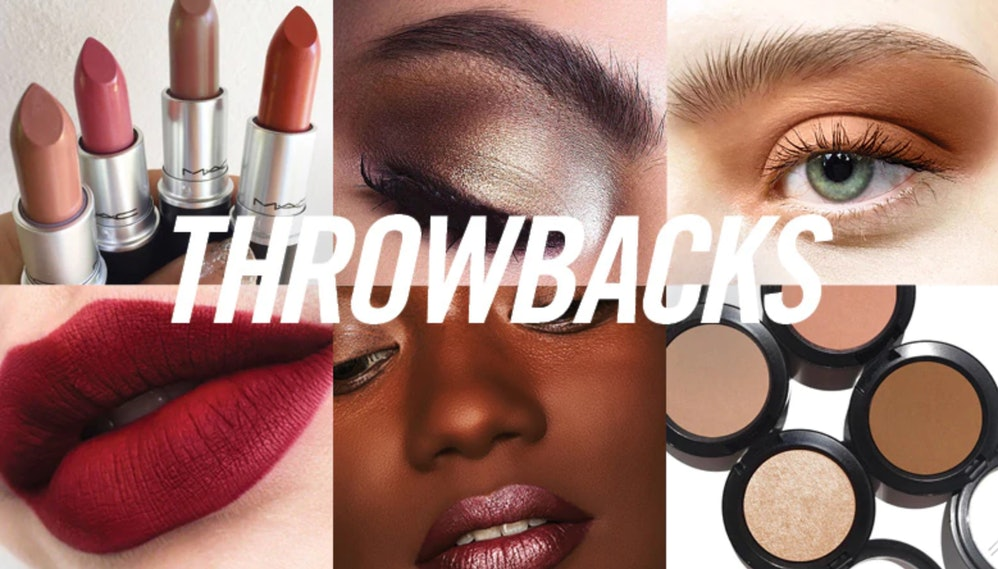Where To Buy Mac Throwback Makeup Because Its The Ultimate S Revival