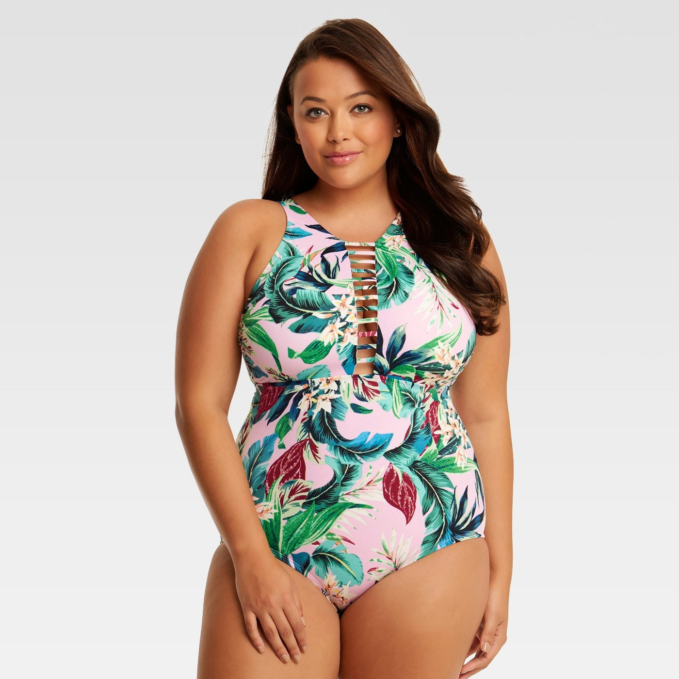 2626719b853 Target s Plus Size Swimsuit Line Was Just Released   Here Are The Best  Pieces