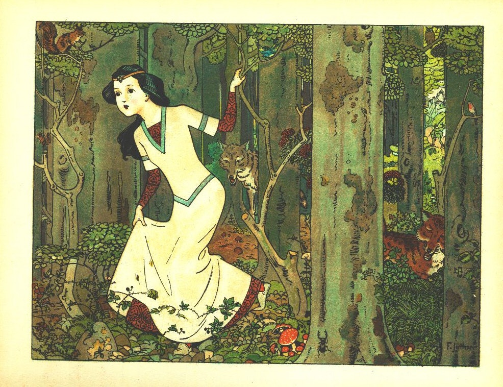 12 Famous Fairytale Princesses, And The Real Stories, Folktales, And