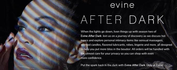Evine After Dark' Is The First Home-Shopping Show On TV To Sell Sex
