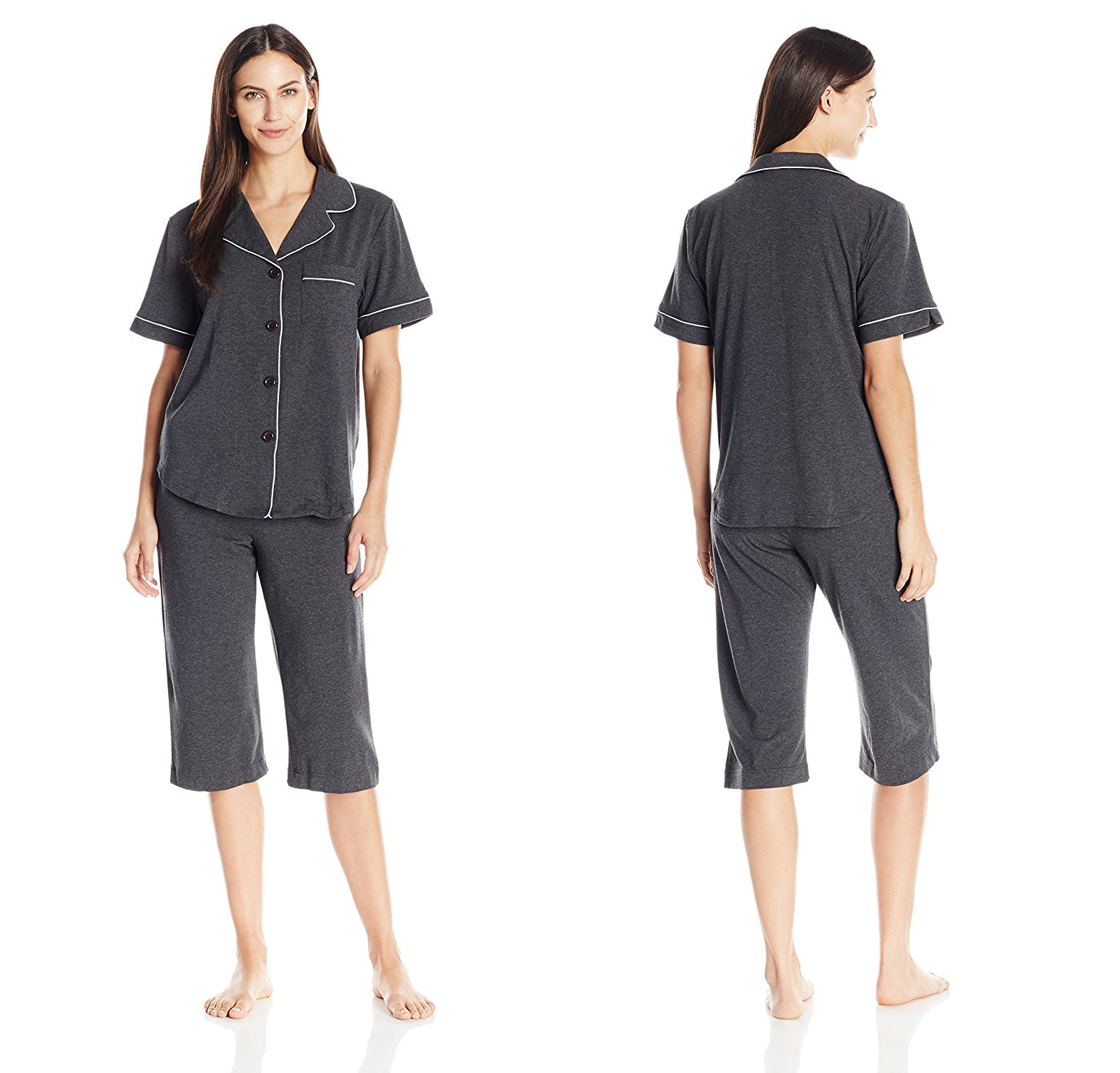 products fashionmia pajamas lotus printed mid pajama rise comfortable set com cotton comforter