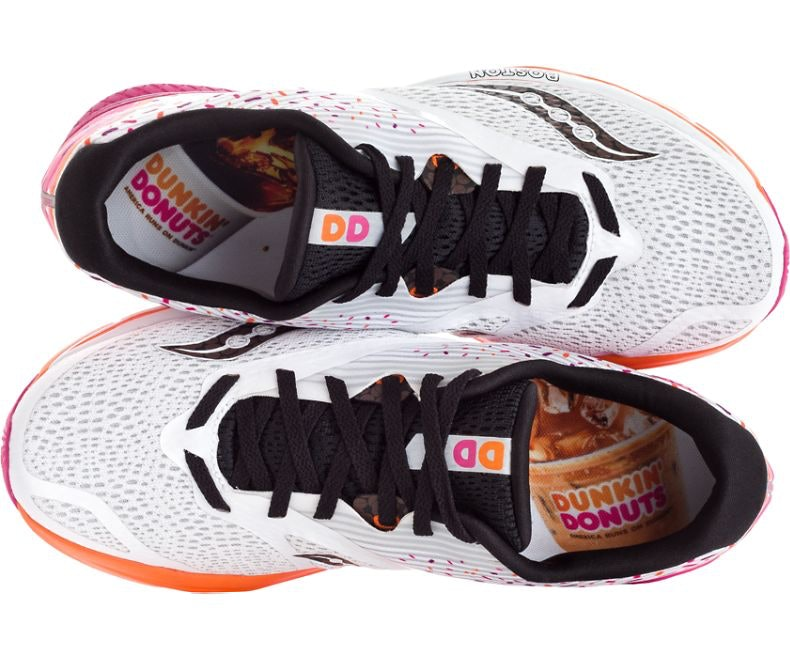 Where To Buy Dunkin  Donuts Saucony Sneakers   Actually Run On Dunkin  32f41e9c150