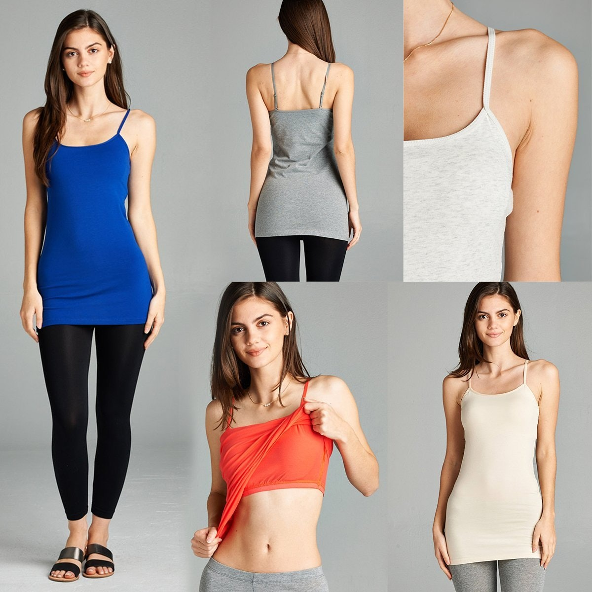 ef1c293ac The 7 Best Camisoles With Built-In Bras