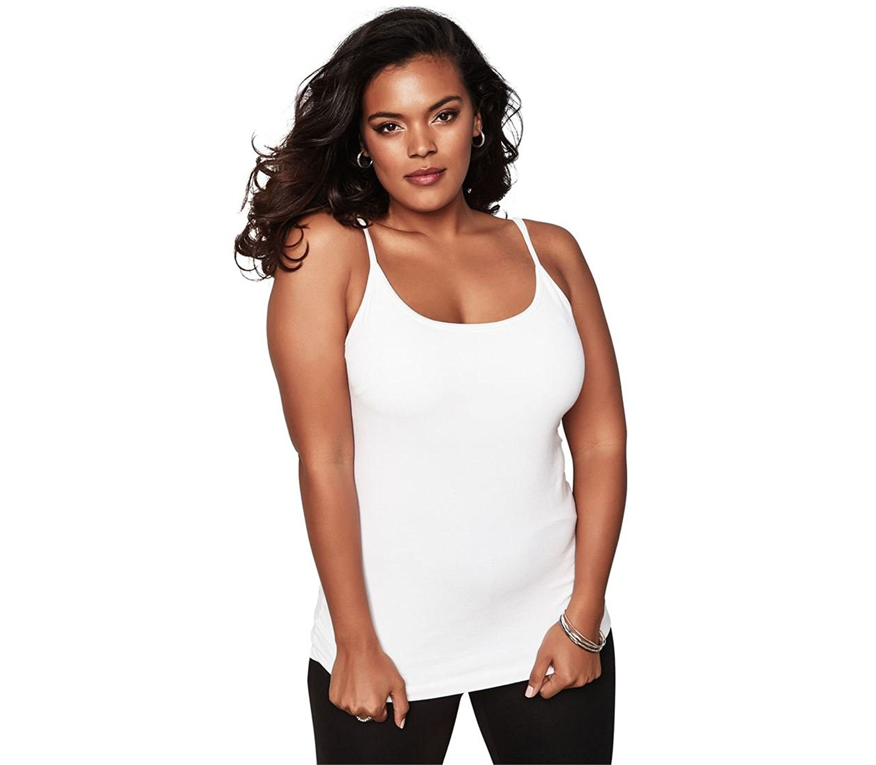 aca303654a387 The 7 Best Camisoles With Built-In Bras