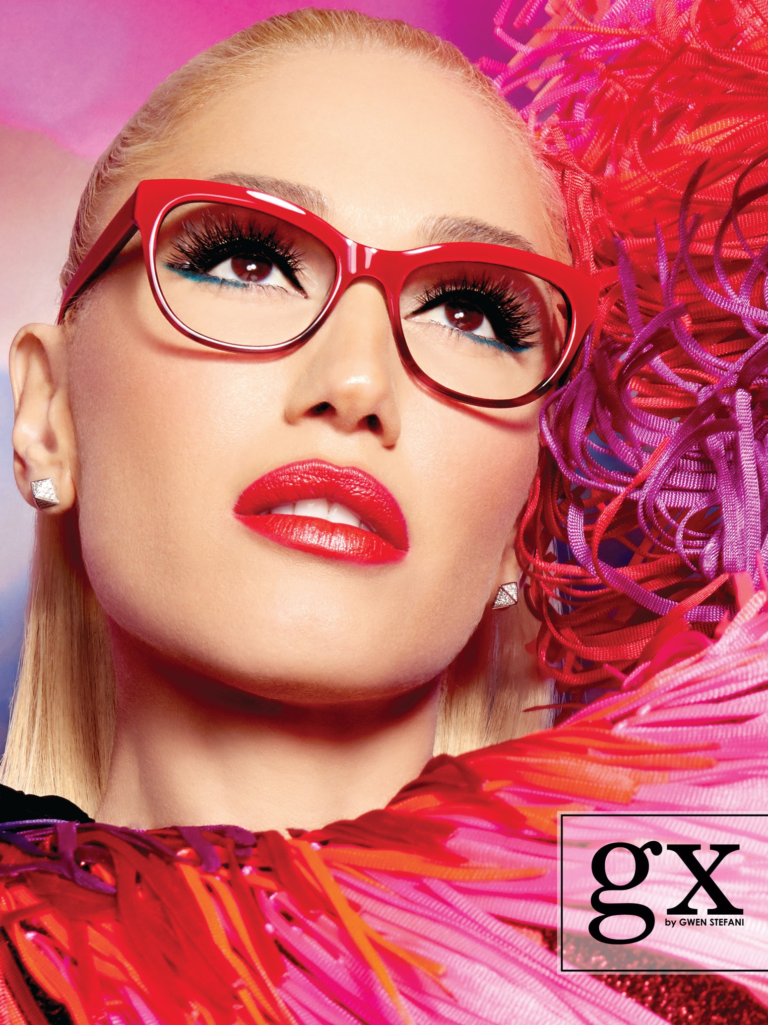 57c627ac1b Gwen Stefani s Eyewear Collection Is Inspired By The Glasses She s Always  Wanted To Wear