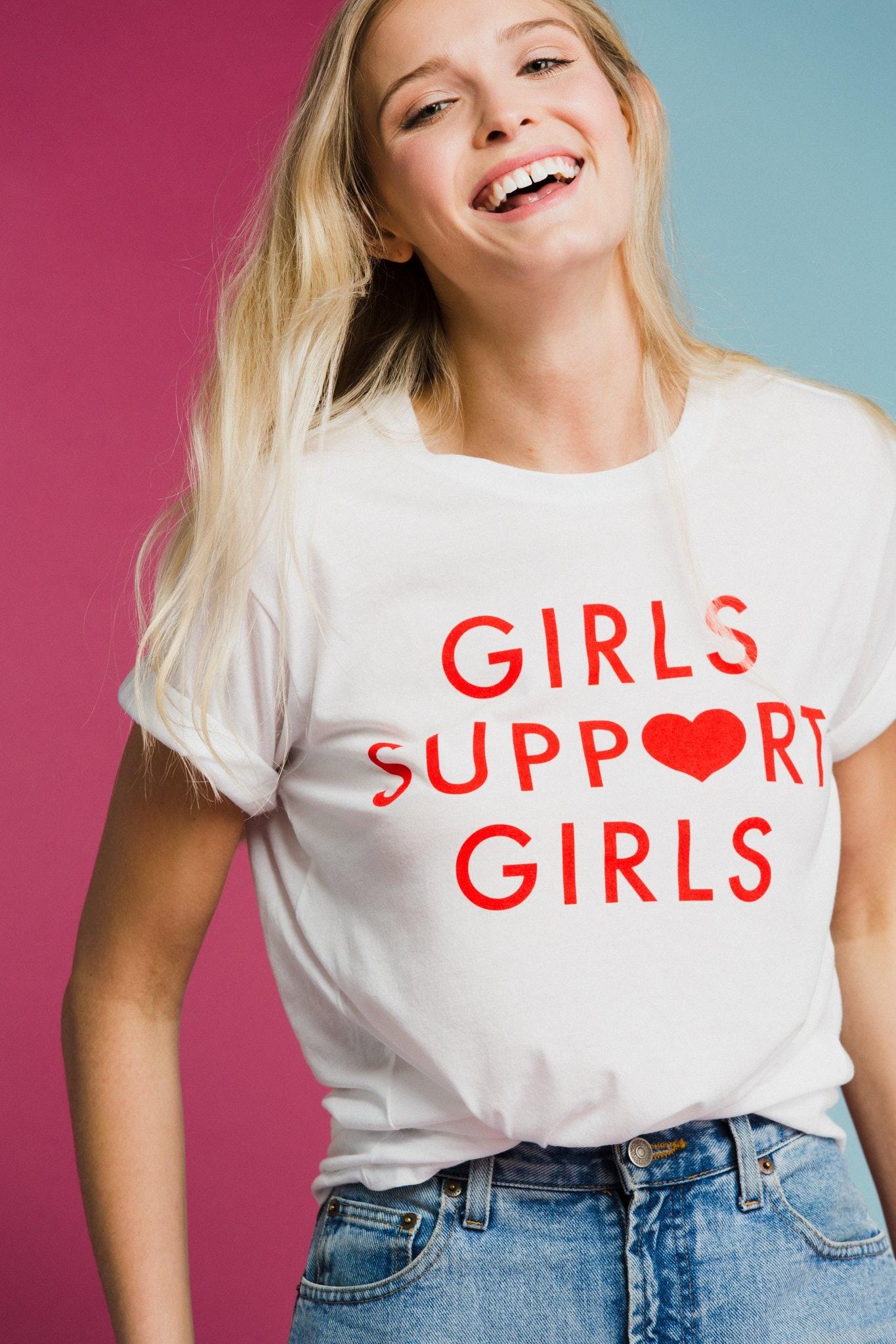 070da47784 10 International Women's Day T-Shirts & Accessories To Celebrate Girl Power