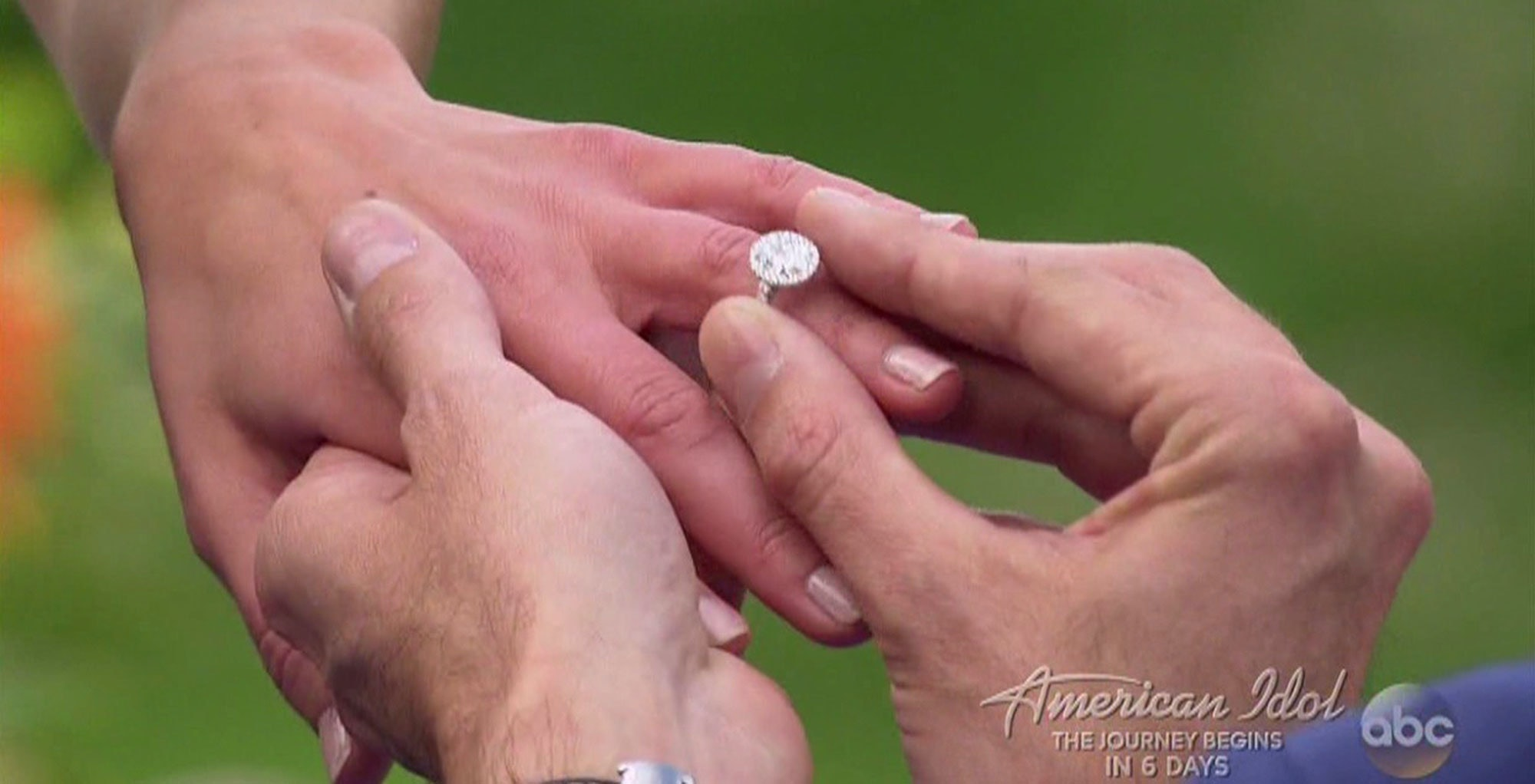 Arie\'s Rings For Lauren & Becca On \'The Bachelor\' Have Some Striking ...