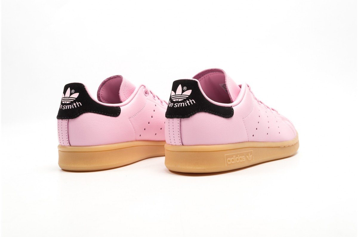 3917299d4b083 Adidas Stan Smiths In Cotton Candy Will Make You Wish It Was Carnival Season