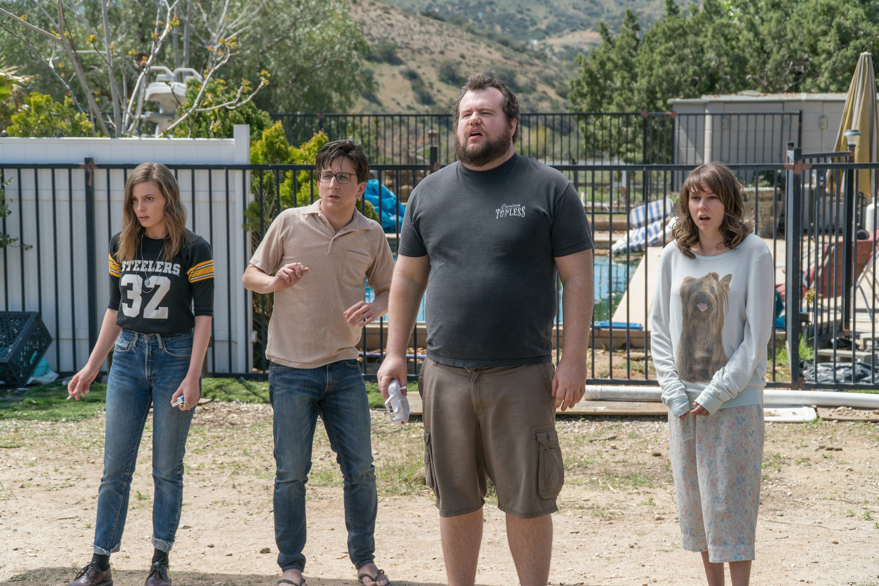 Netflix's 'Love' Isn't Returning For Season 4, But Mickey