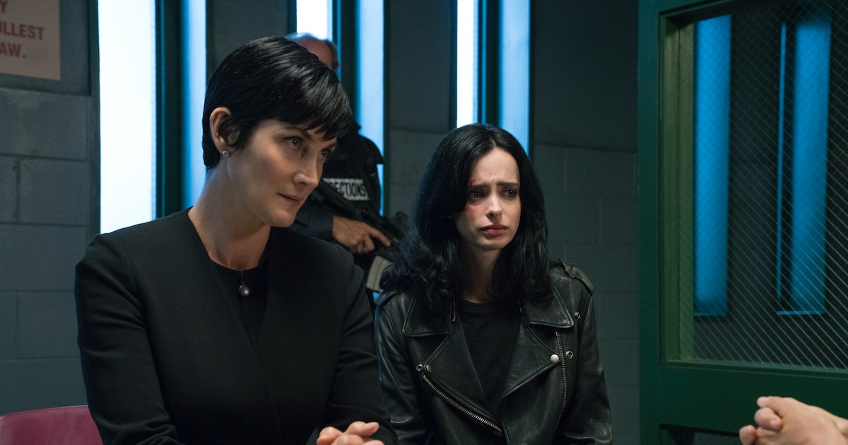 Who Is Dale Holiday? Jessica Jones Has A Pivotal Scene With The Prison Guard