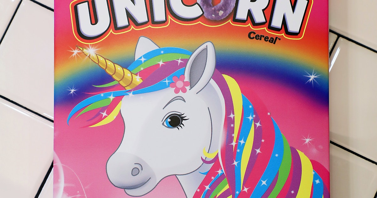 Where To Buy Kellogg's Unicorn Cereal If You're Craving A Magical Breakfast