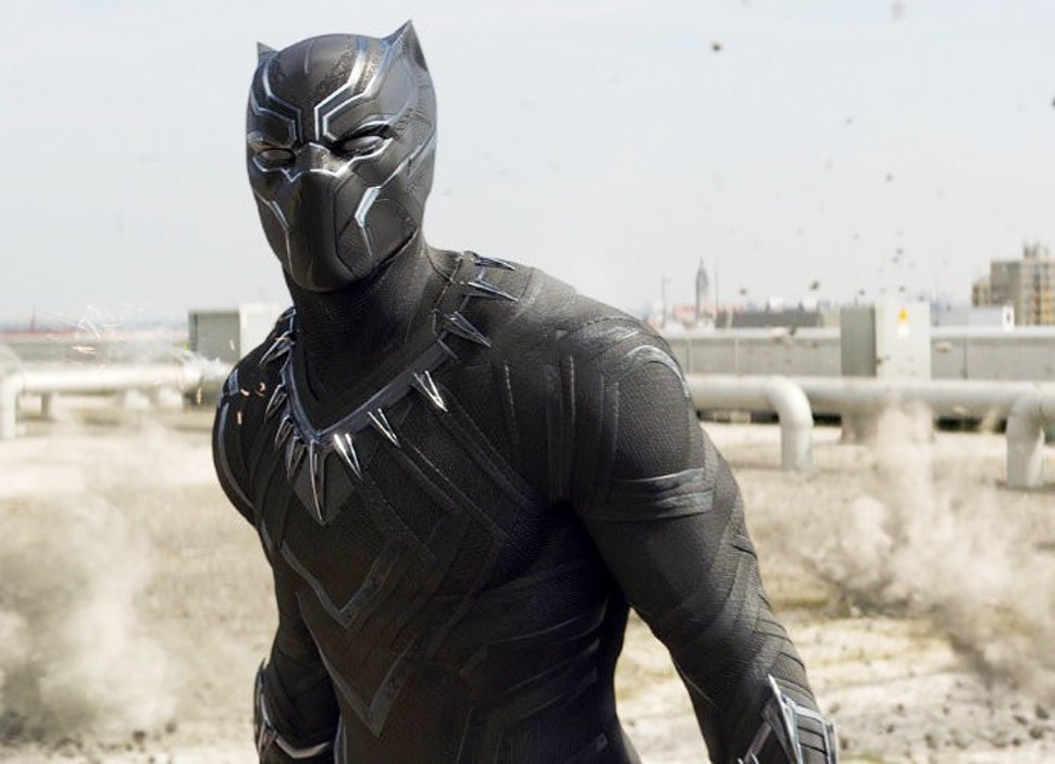 Black Panther Meets The Guardians Of The Galaxy In
