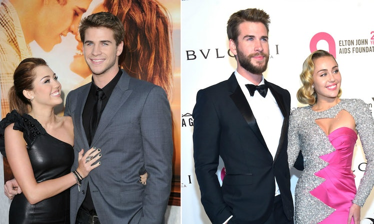 How long have liam hemsworth and miley been dating. what are four types of radiometric dating.