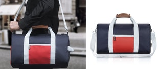 7. A Stylish Gym Bag That Doubles As A Weekend Bag 64604b5ee6cee