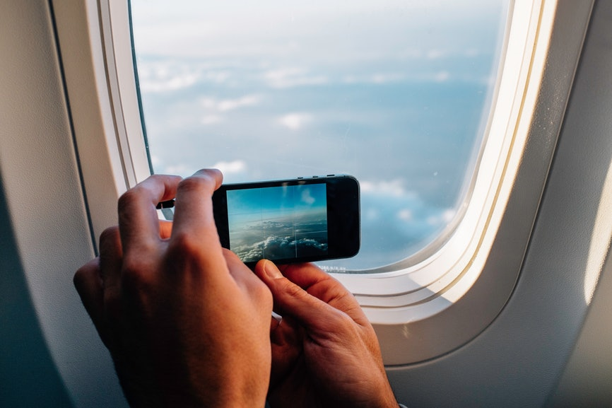 34 Airplane Captions For Instagram That Ll Take Your Wanderlust To